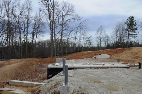 Wolf Trap Property Construction