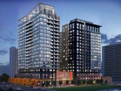 "Site Redevelopment Approved for Crystal City's ""Paperclip"" Building"