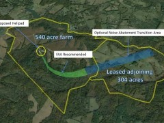 Private Heliport Approved for 540-Acre Farm Site in Western Loudoun County