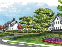 Historic Landmark to Become Part of the Sunrise Senior Living Community