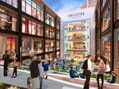 Arlington County Board Approves Ballston Quarter Project