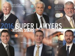 Six Land Lawyers Named to the 2016 Super Lawyers List