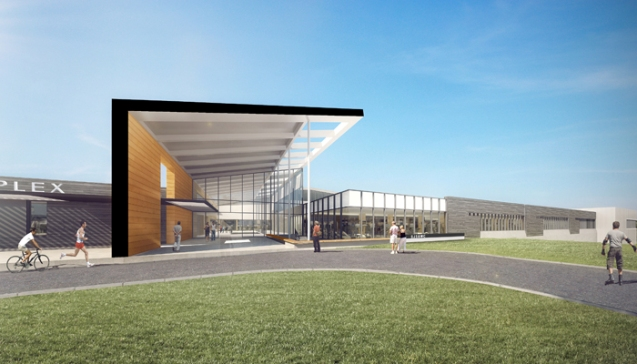 Fairfax County Welcomes the St  James Sport & Wellness