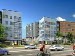 AHC to Redevelop and Increase Affordable Housing at The Berkeley Apartments