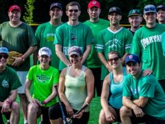 The Land Lawyers Make Their Mark at the 2016 Legal Mushball Classic