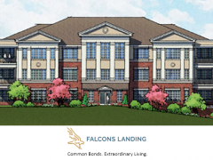 Falcons Landing Gains Approval for Redevelopment and Expansion
