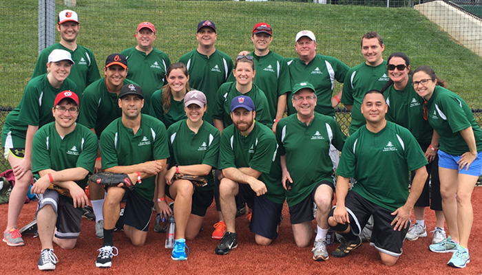 The Land Lawyers Make Another Successful Run at the 2017 Legal Mushball Classic