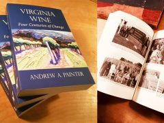 Virginia Wine: Four Centuries of Change