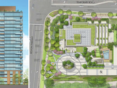 Fairfax County Approves New Reston High-rise
