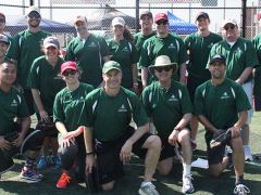 The Land Lawyers Make Their Mark at the Fourth Annual Legal Mushball Classic