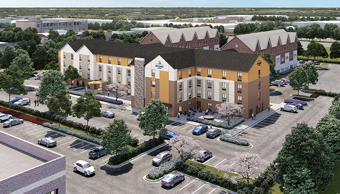 Uptown Suites Approved in Loudoun County