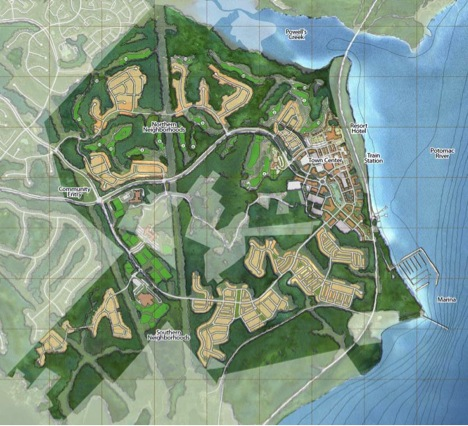 Potomac Shores Development